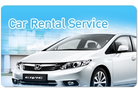 Car Rental Promotion